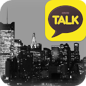 KakaoTalk 3.0 Theme : Night_NY