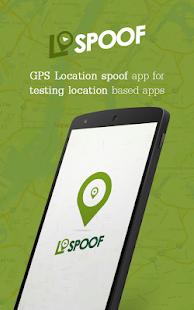 LSpoof - Location Spoof- screenshot thumbnail