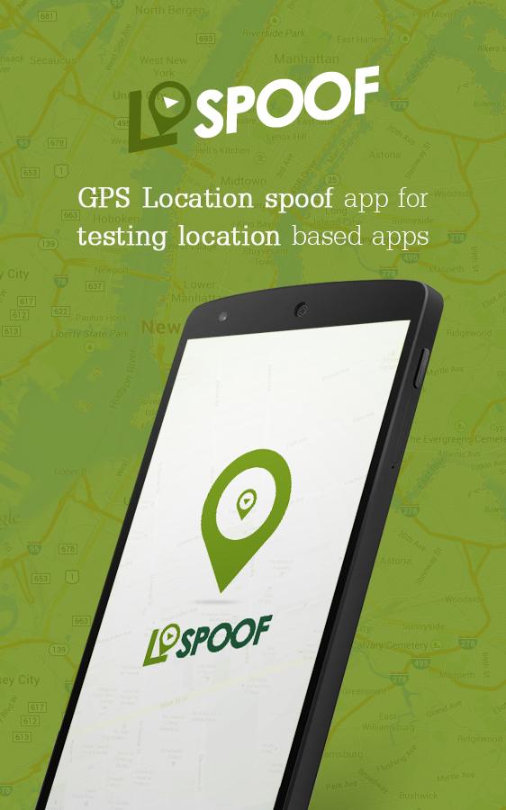LSpoof - Location Spoof - screenshot