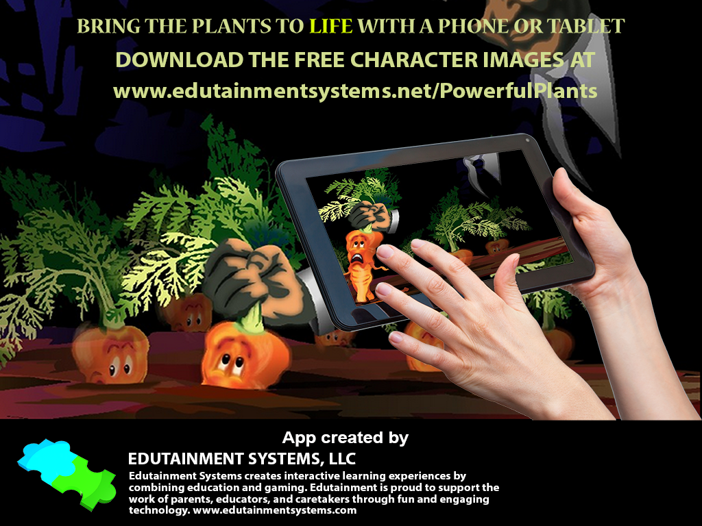 Powerful Plants AR Viewer- screenshot