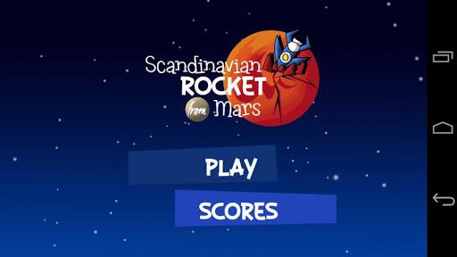 Scandinavian Rocket from Mars