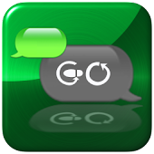 Metallic Green theme for GOSMS