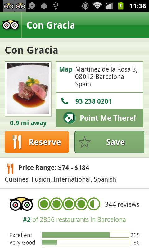Barcelona City Guide screenshot #3