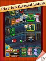 Screenshot of Hotel Dash Deluxe