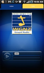 WGNZ Radio- screenshot thumbnail