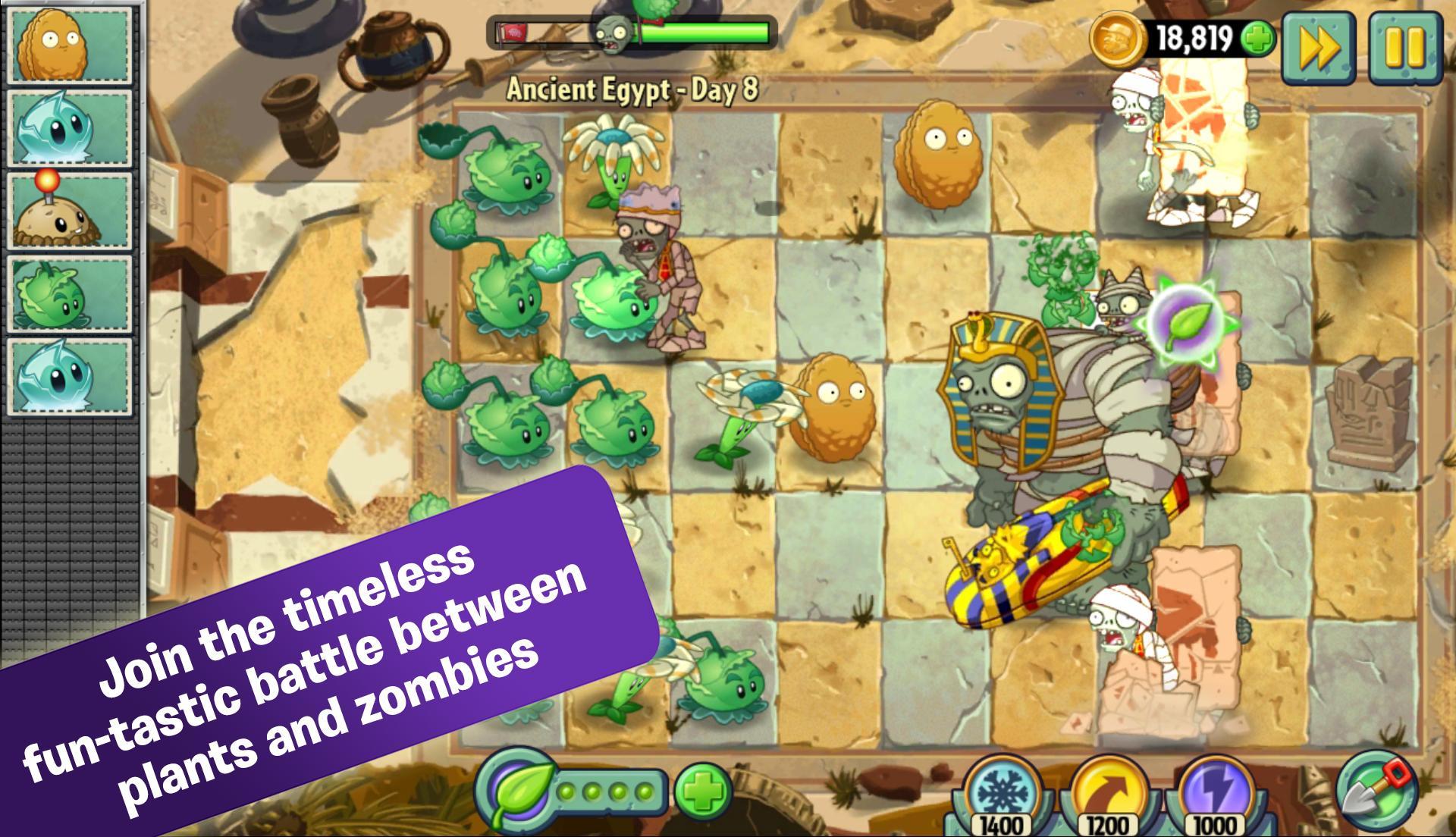 Plants vs. Zombies™ 2 screenshot #1