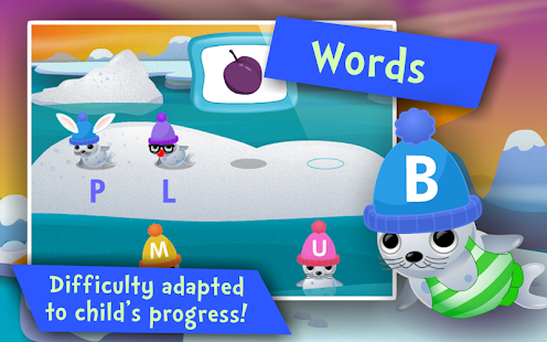 Alphabet & Spelling Kids Games - screenshot thumbnail