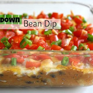 Touchdown Bean Dip