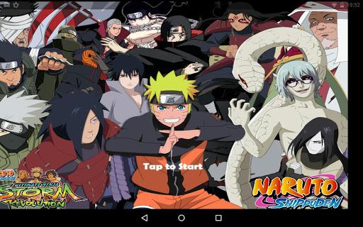 Trivium : Naruto Shinji Gaiden