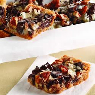 Chocolate Chunk Magic Cookie Bars.