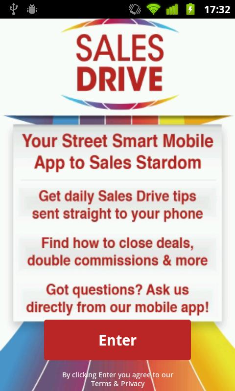 Sales Drive for Sales Champion - screenshot