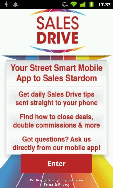 Sales Drive for Sales Champion - screenshot