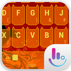 TouchPal Halloween Cat Theme 6 20170425224247 Apk, Free