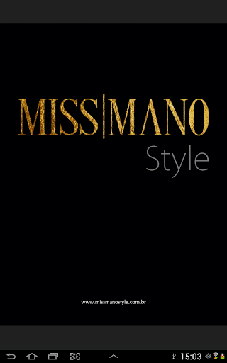 Miss Mano Style