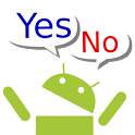 Android's Decide icon