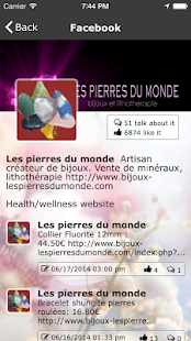 LES PIERRES DU MONDE- screenshot thumbnail
