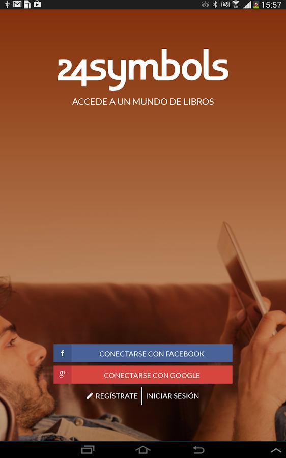 24symbols – online books - screenshot
