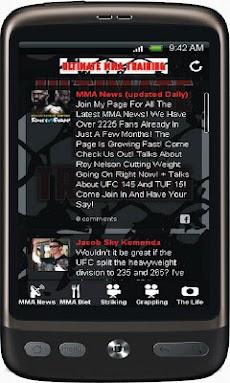 Ultimate MMA Training+のおすすめ画像4