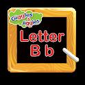 Letter B for LKG Kids Practice