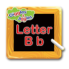 Letter B for LKG Kids Practice icon