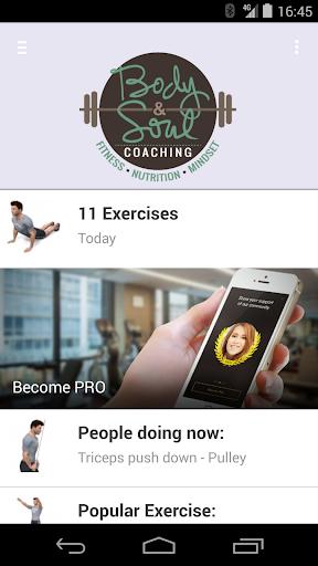 Body Soul Coaching