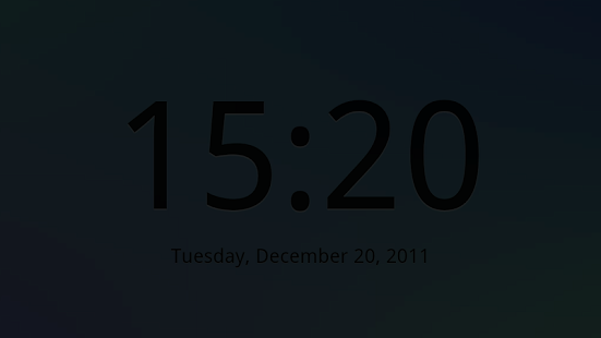 Smooth Clock Free- screenshot thumbnail