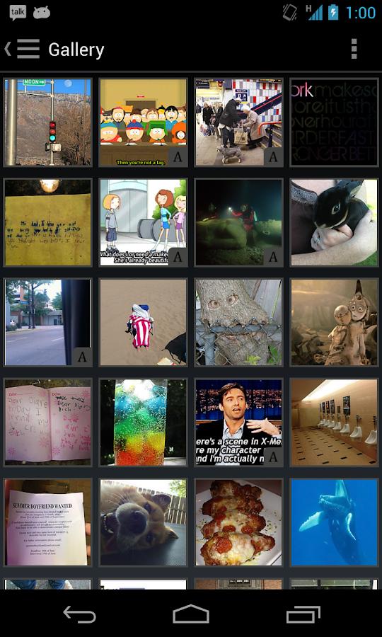 Imgur Gallery - screenshot