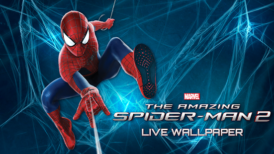 Amazing Spider-Man 2 Live WP- screenshot thumbnail