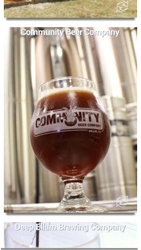 DFW Craft Breweries