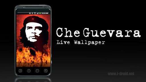 Che Guevara Live Wallpaper