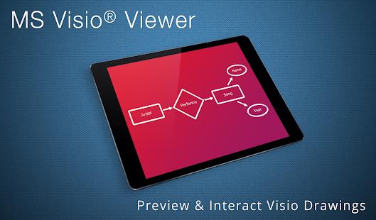 vsd viewer for visio drawings screenshot thumbnail - Visio Drawing Free Download