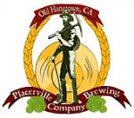 Logo for Placerville Brewing Company