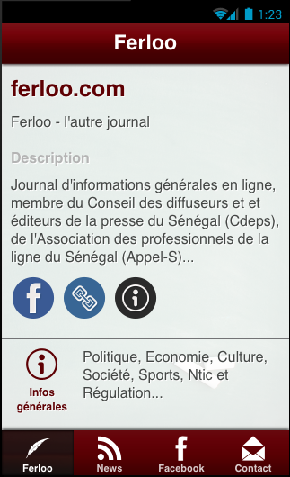 Ferloo- screenshot