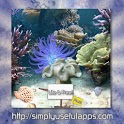 Coral Reef Lite Free Aqua Live icon