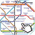 Simple Tube Map logo