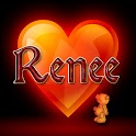 Renee sticker! logo
