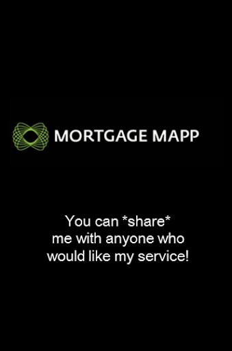 Ben's Mortgage Mapp