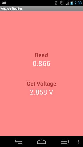 IOIO-Q Analog Reader