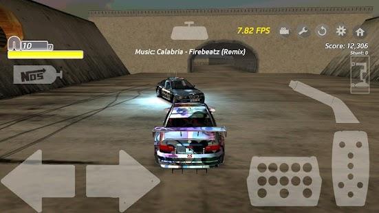 Super GTR : Drift 3D - screenshot thumbnail
