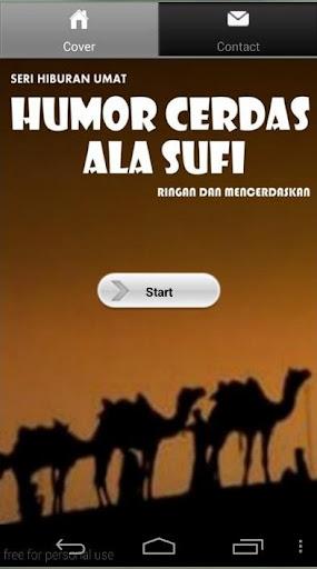 Humor Sufi Terbaru