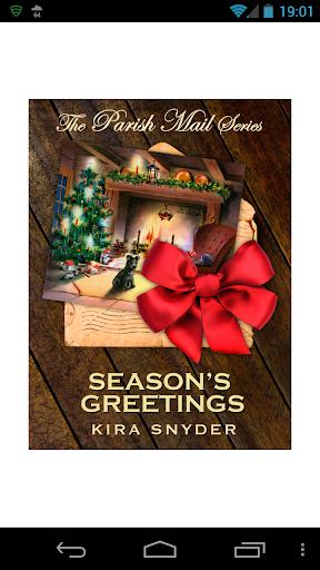 Kira Snyder-Season's Greetings