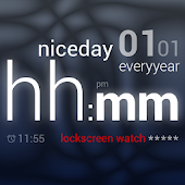 lockscreen watch license
