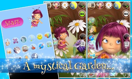 Talking Mary the Baby Fairy - screenshot thumbnail