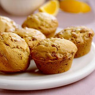 Orange-Date Muffins