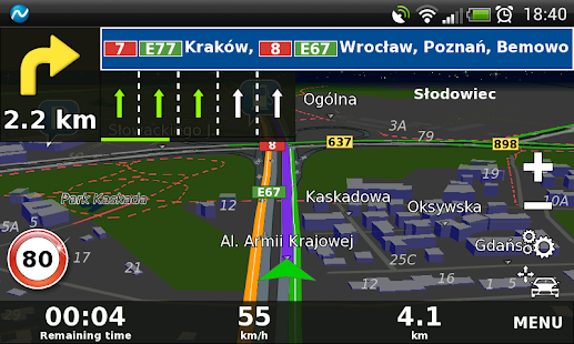 Navmax Gps Navigation Android Apps On Google Play