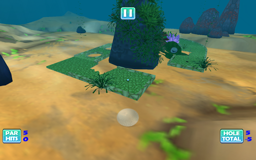 Water Golf 3D