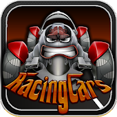 Racing Cars HD Slot Machine