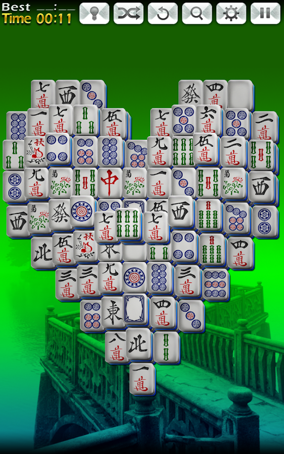 Mahjong Solitaire Free - screenshot