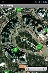 Kharkiv Map screenshot 5
