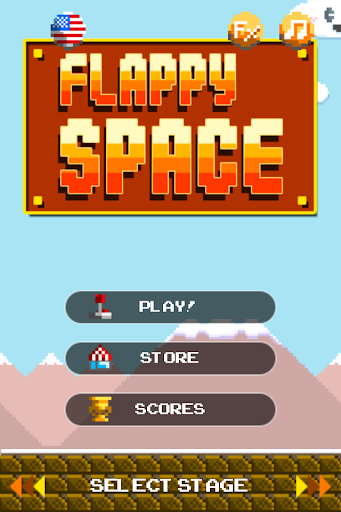 Flappy Space